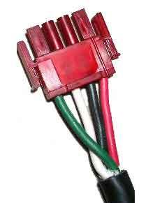 Balboa Motor Plug